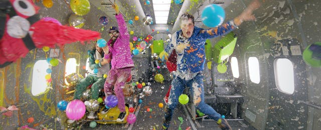 OK Go Wants to Launch Your Students' Art Experiment Into Space