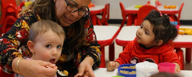 This School Was Failing at Its Mission to Graduate Every Student. Then It Opened a Day Care.