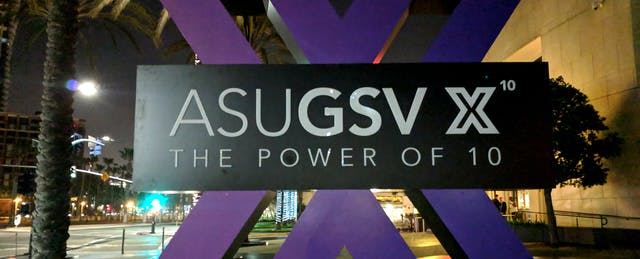 Tips and Scoops from ASU GSV That You Won't Find on the Agenda