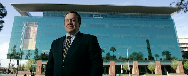 ASU's Michael Crow: 'The Rest of the Culture Sees Us As a Virus'