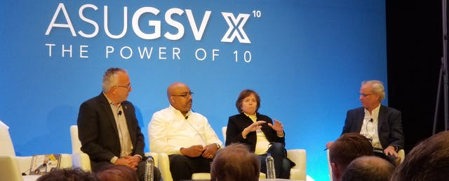 Admissions Scandal, Painful Pivots and Other Themes From ASU GSV