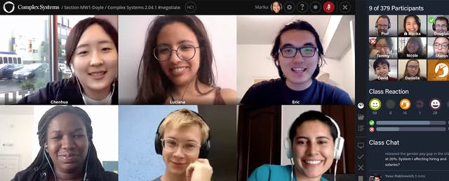 Live Online Video Classes Are 'The New Face-to-Face.' So How Many Students Can They Handle at a Time?