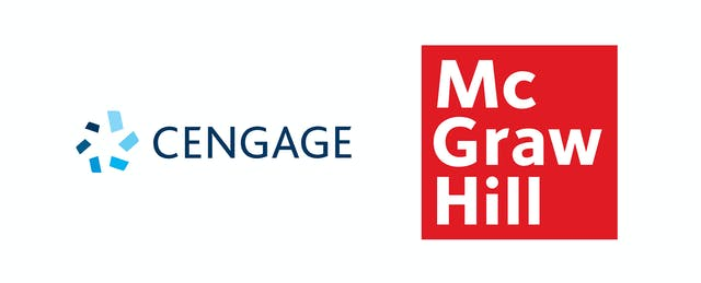 Cengage, McGraw-Hill Agree to Merge to Become 2nd Biggest US Textbook Publisher