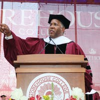 Billionaire Pledges to Pay Off Morehouse Graduates' Debt. Research Shows How They'll Fare.