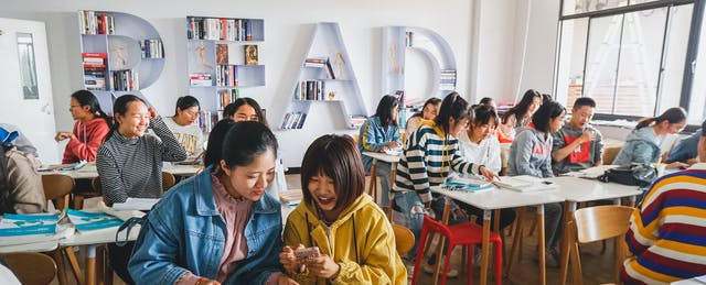 Is the Market for Adult English Learners in China Getting Stagnant?