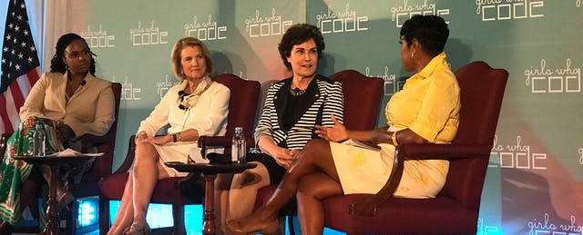 Girls Who Code Goes to Capitol Hill: Can Congress Help Solve the Gender Gap in Tech?