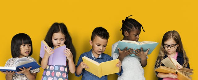 We Live in a Diverse World. The Books Kids Read Should Reflect That.