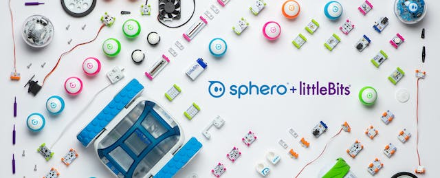 Sphero Makes a Big Acquisition in littleBits to Bring Hands-On STEAM Learning to Life
