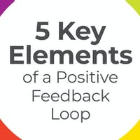5 Key Elements of a Positive Feedback Loop [Infographic]