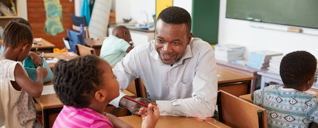 Why America Needs More Black Male Teachers