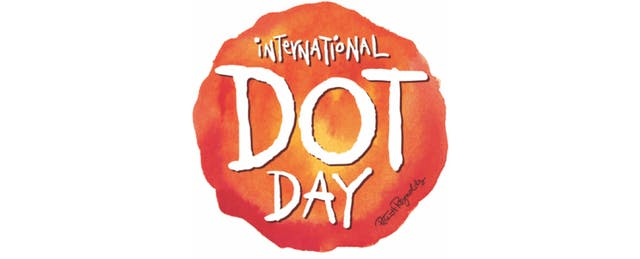 How to Celebrate Creativity and Caring on International Dot Day