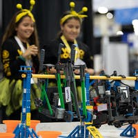 How Do We Get More Girls Into STEM? Build Confidence (and Robots)