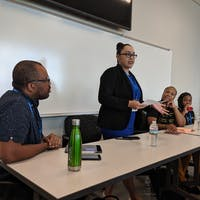 Conference Looks for Ways to Help College Students Facing Hunger and Poverty