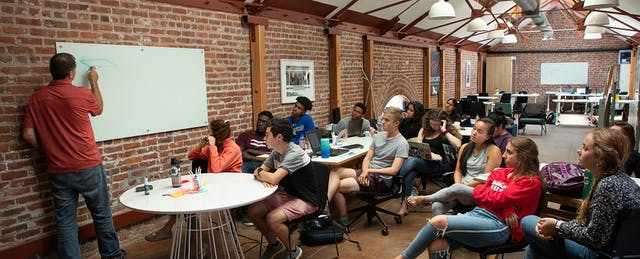 A New College Program Inspired by Coding Bootcamps, Informed by Liberal Arts