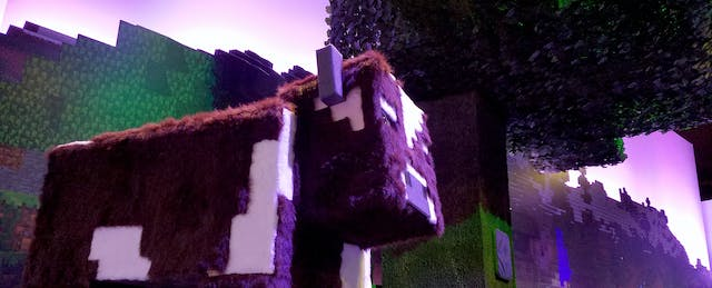 World-Premiere Exhibit Explains Minecraft to the Most Challenging Audience: Parents