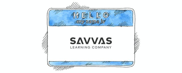Former Pearson K-12 Courseware Business Rebrands as Savvas Learning