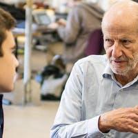 The Project-Based Beginnings of High Tech High Founder Larry Rosenstock