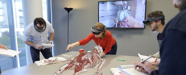 Pearson Sells Mixed Reality Learning Unit to a New Company, GIGXR