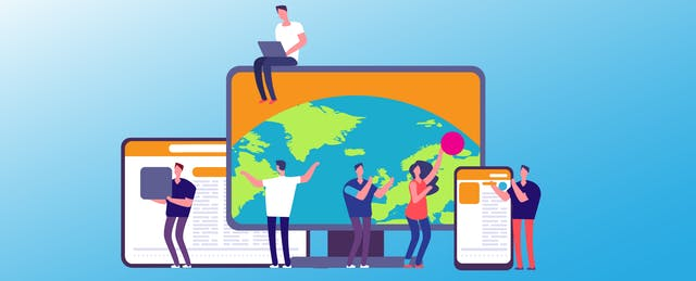 How the Right Tech Allowed This Teacher to Take His Lessons Global