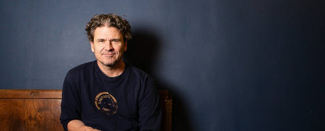 Dave Eggers on Finding Creative Refuge From the 'Lunacy' of Technology