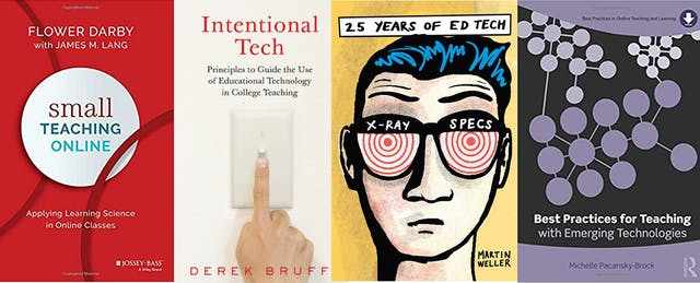 Online Learning Book Recommendations: And Why I Read so Few Books on the Topic
