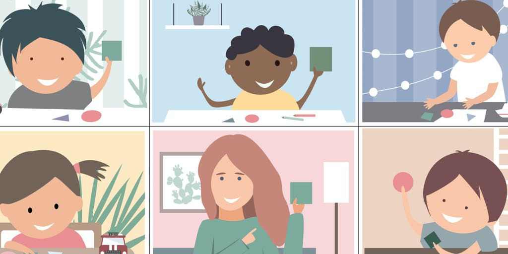 To Engage Young Kids in Remote Learning, Start Simple | EdSurge News