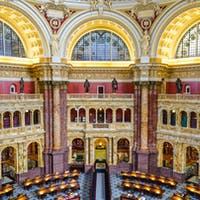 One Teacher's Year Inside the World's Largest Library