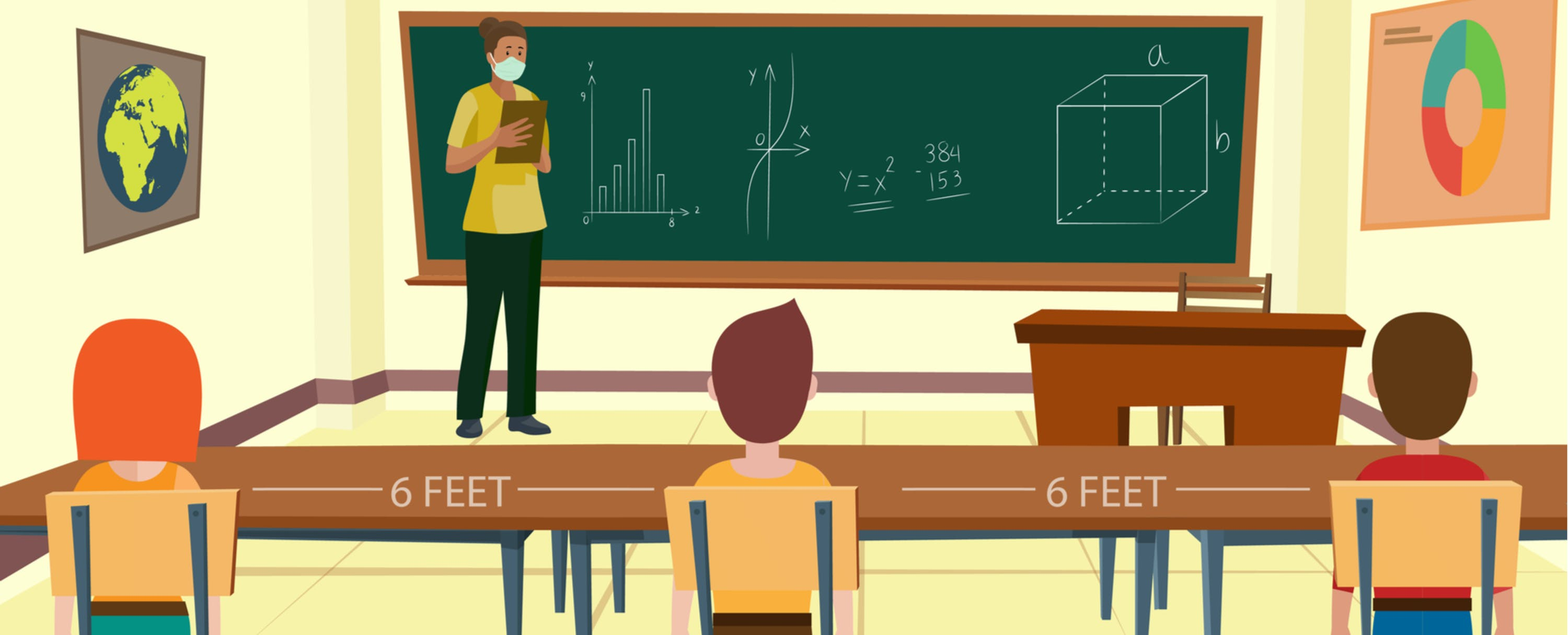 What Will Schools Do in the Fall? Here Are 4 Possible Scenarios