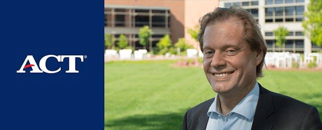 Marten Roorda Out as ACT CEO