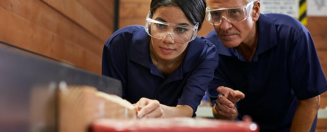 With New Ad Campaign, White House Deepens Support For Skills-Based Education