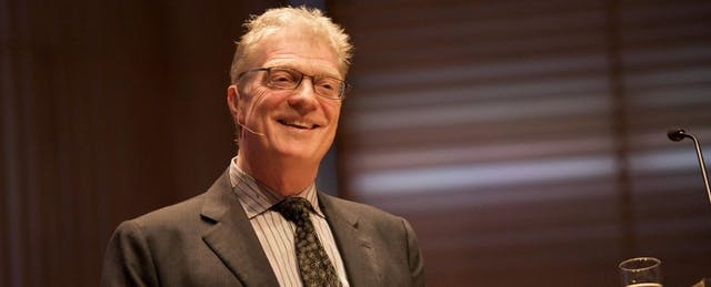 Tributes Pour in for Sir Ken Robinson, a 'Source of Insight, Inspiration and Joy for Millions'
