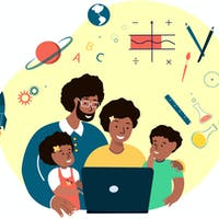 Supporting Learning From Home: A Guide For Families [Infographic]