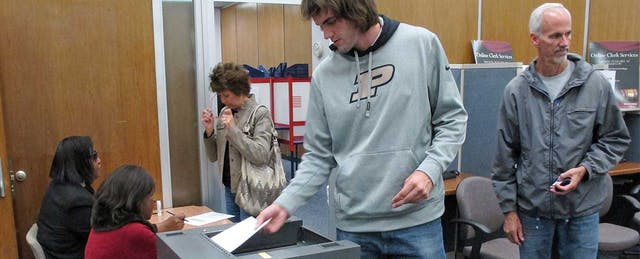 High Stakes, High Anxiety: How the Lead-Up to Election Day Looked on Six Campuses