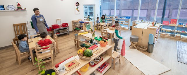 Could This Montessori Learning Company Be the Airbnb of Education?