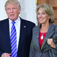 How For-Profit Colleges Benefited From Trump Administration Policies