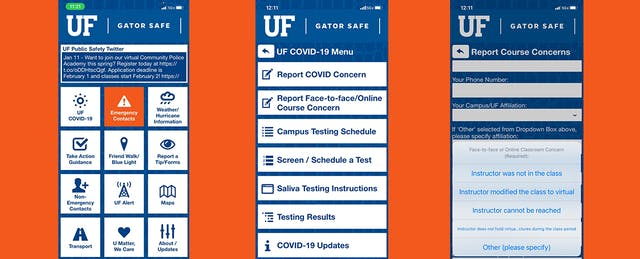U. of Florida Asks Students to Use App to Report Profs Who Don't Teach In Person