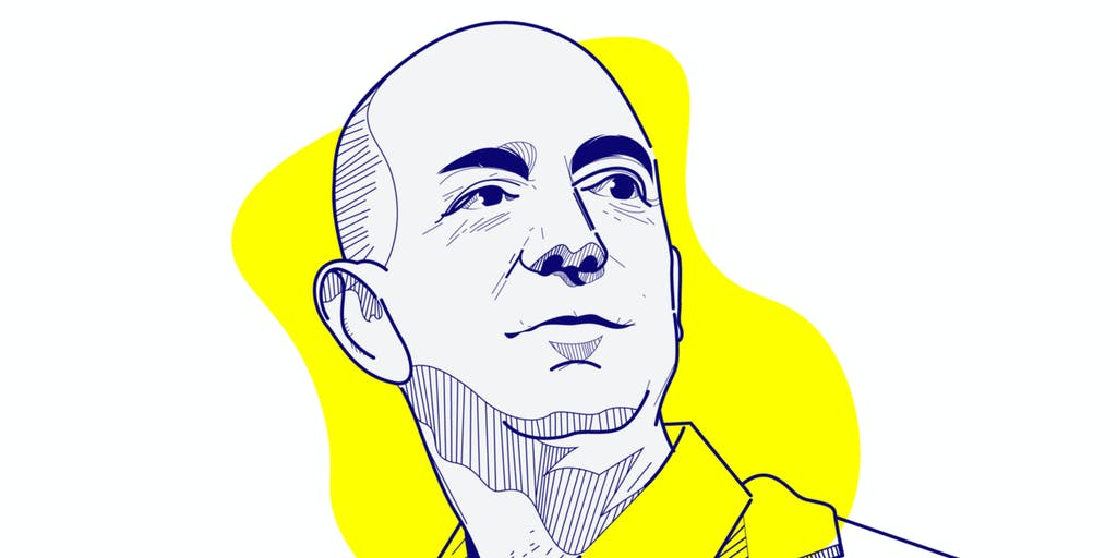 Jeff Bezos Wants to Go to the Moon. Then, Public Education.