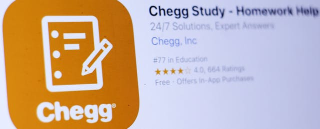 More Students Are Using Chegg to Cheat. Is the Company Doing Enough to Stop It?