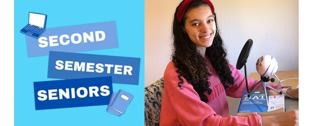 Applying to College Has Changed During the Pandemic. A High School Senior's Podcast Shows How.