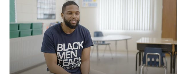 To Support Black Male Teachers, A Nonprofit is Paying Off Student Loans