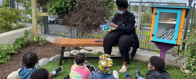 Can Colleges Help Early Childhood Teachers Go Back to School?