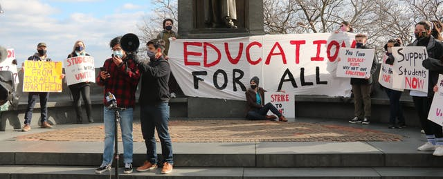 Whatever Happened to Those Student Lawsuits and Strikes Over Tuition?