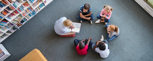 Where Are the School Librarians? New Study Shows 20 Percent Decline In Past Decade