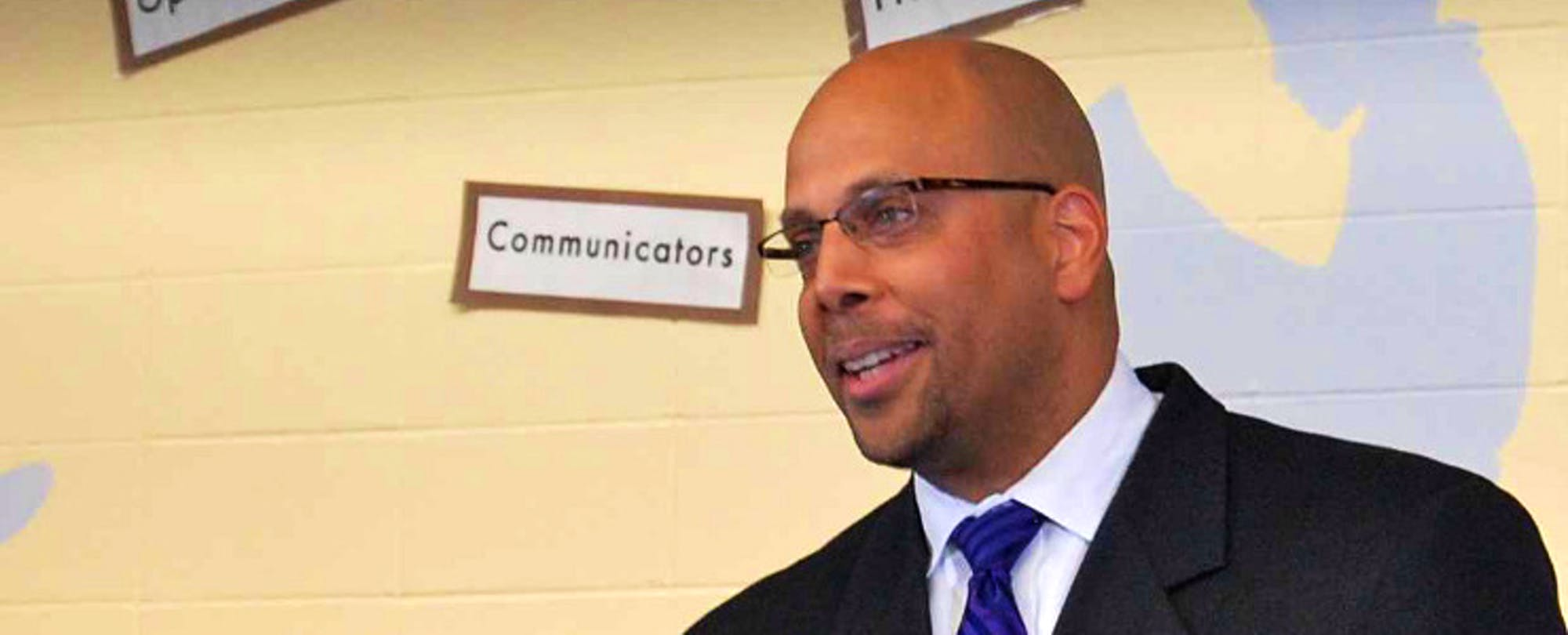Q&A with Department of Ed's Jim Shelton on Entrepreneurs and Innovation