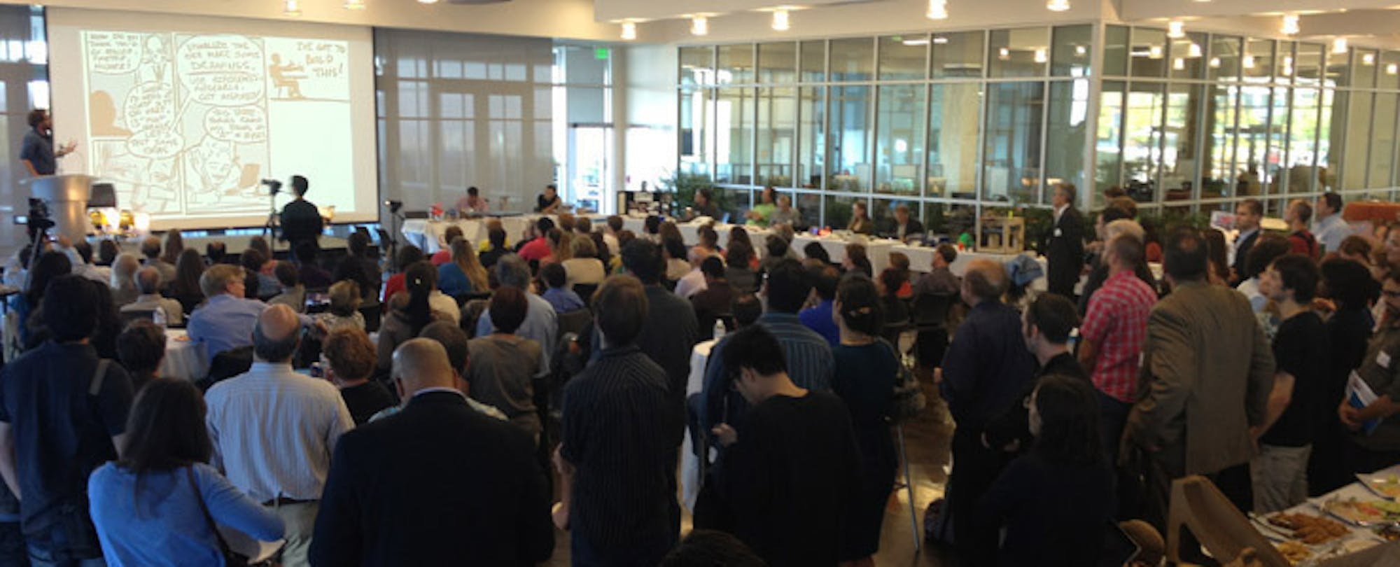 Makerspace kickoff event brings together Makers, U.S. Department of Education