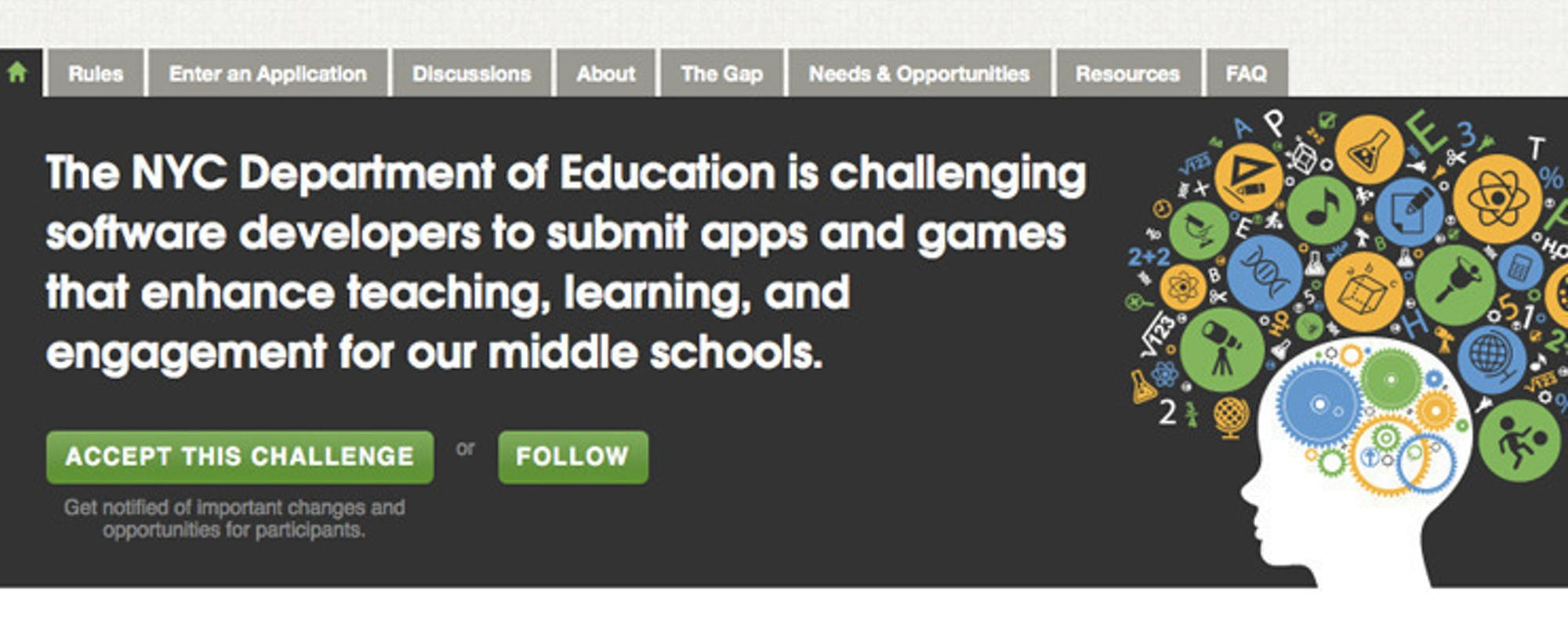 NYCDOE iZone Issues First Edtech Challenge