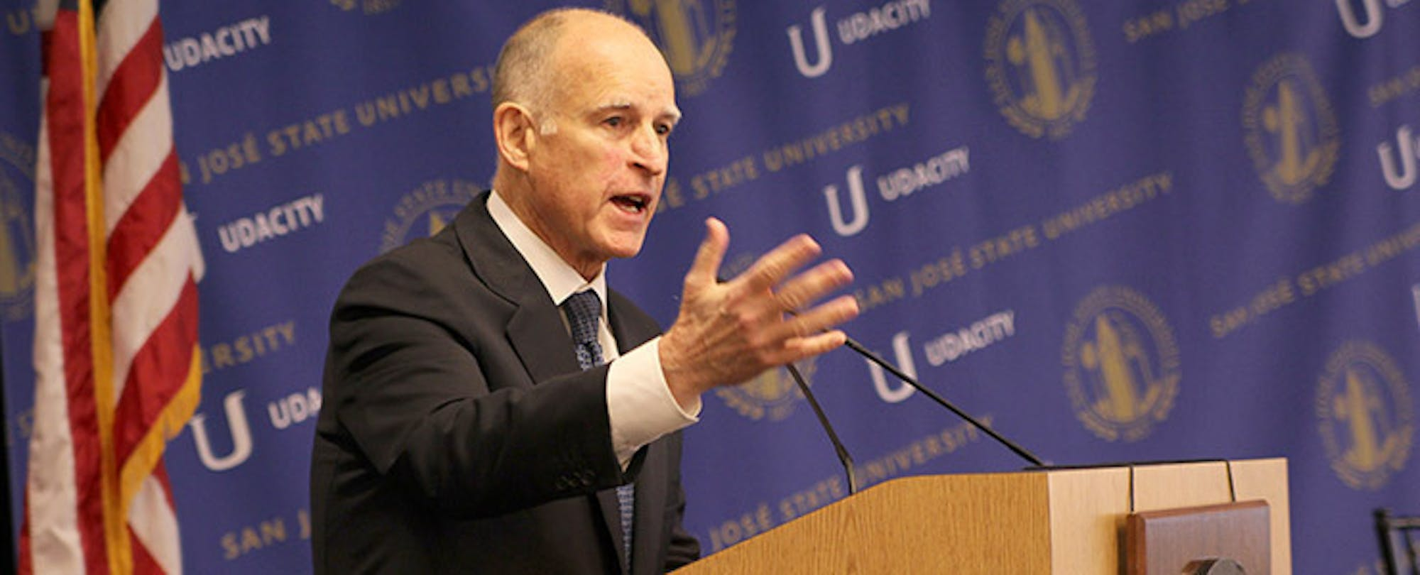 Governor Jerry Brown, Udacity Announce Pilot Program for $150 Classes