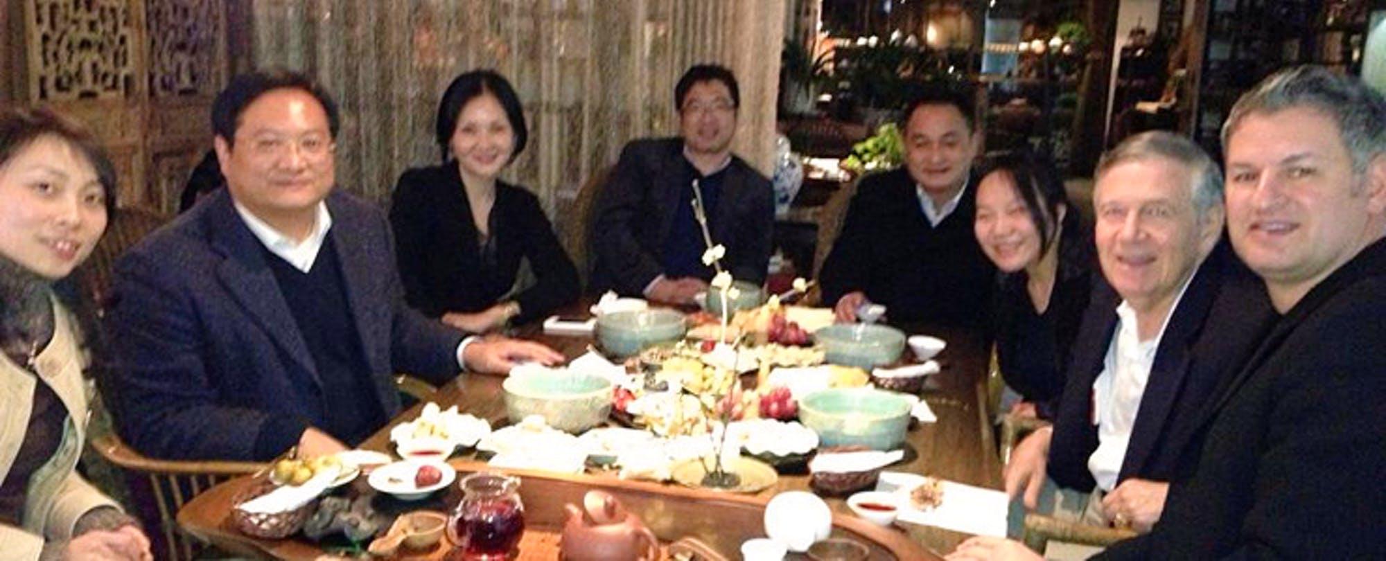 "A Week of ""Gan Bei"" Marketing Across China"