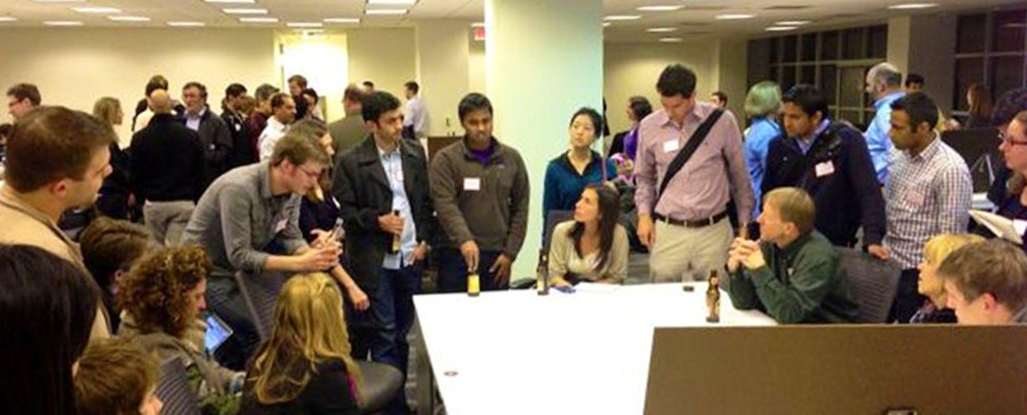 Meetup: Teacher Town Hall Draws A Crowd