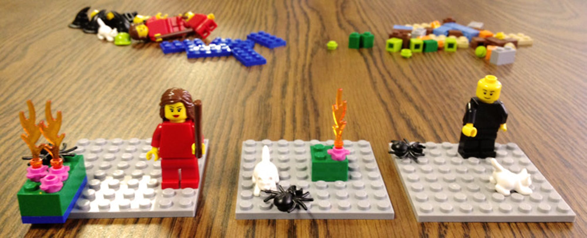 Hands-on with LEGO StoryStarter